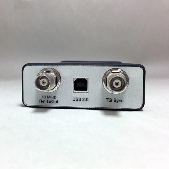 USB-TG124A Tracking Generator USB & Sync Ports
