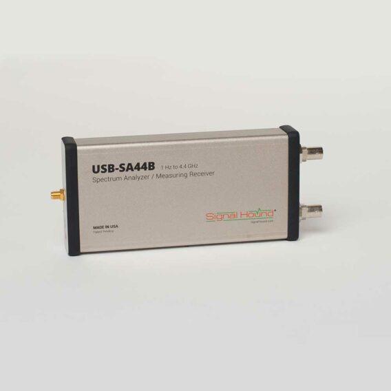 The USB-SA44B Spectrum Analyzer offers analysis up to 4.4 GHz