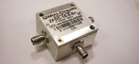 DIRECTIONAL COUPLER ZFDC-10-5-S+