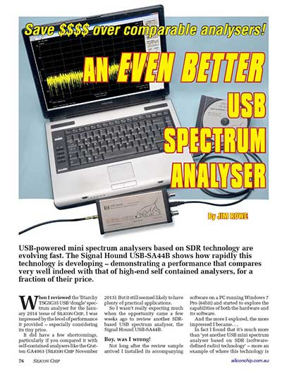 sa44b in Australia's Silicon Chip magazine