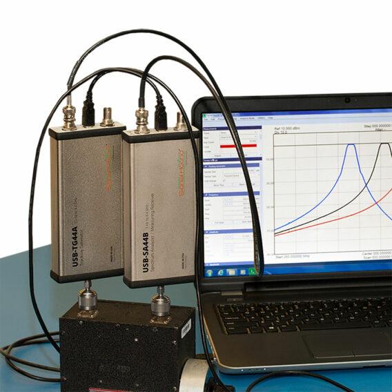 4.4 GHz Signal Hound SNA Combo