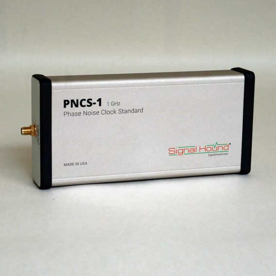 Signal Hound's phase noise clock standard, the PNCS-1