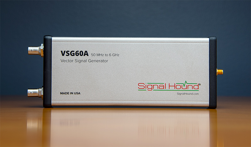 VSG60A 6 GHz vector signal generator