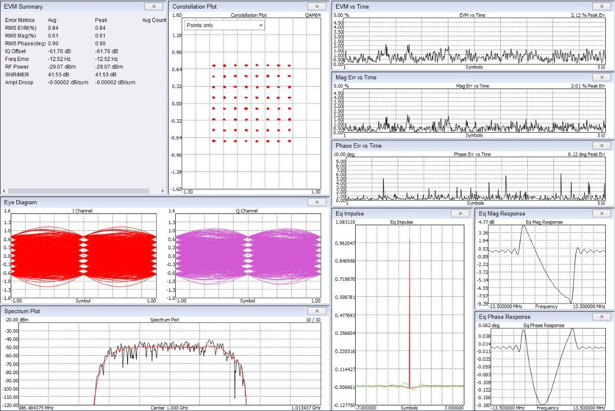 spectrum analyzer software